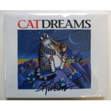 CatDreams, by B. Kliban