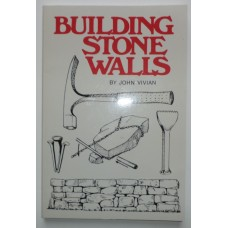 Building Stone Walls, by John Vivian