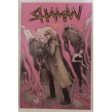 Shaman No.1, by Ben Kahn & Bruno Hidalgo