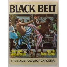 Black Belt - June 1969 - Capoiera - Monks of Chi-Chi - Karate Training Tools