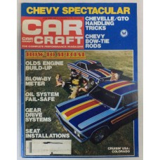 "Car Craft - April 1981 - ""Chevelle/GTO Suspension Tricks"""
