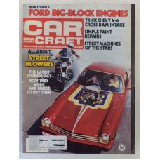 "Car Craft - August 1981 - includes ""All About Street Blowers"""