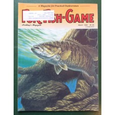 Fur-Fish-Game March 1992