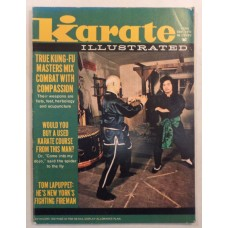 Karate Illustrated - December 1974 - True Kung-Fu Masters