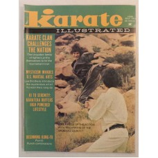 Karate Illustrated - July 1974 - Urquidez Family - Mysticism - Ki