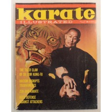 Karate Illustrated - May 1971 - Tiger Claw Kung-Fu - Zen & Karate