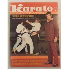 Karate Illustrated - November 1974 - Beginning Kung-Fu