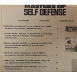 Masters of Self Defense - August 1974 - Weapon vs Weapon - Aikido - Jujitsu