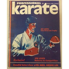 Professional Karate - Summer 1974 - Mrs. Bruce Lee Interview