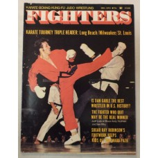 Fighters - Volume1 No.2 - December 1974 - Karate-Boxing-Kung~Fu-Judo-Wrestling