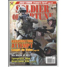 Soldier of Fortune February 2006