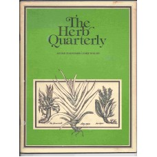 Herb Quarterly Number 5 - Spring 1980