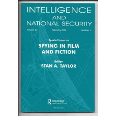 Intelligence and National Security