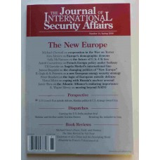 Journal of International Security Affairs Spring 2008